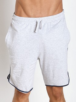 Hugo Boss Emotion Nightwear Shorts Heather Grey