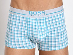 Hugo Boss 24 Print Boxer Teal