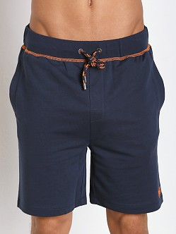 Hugo Boss Authentic 100% Cotton Shorts Navy