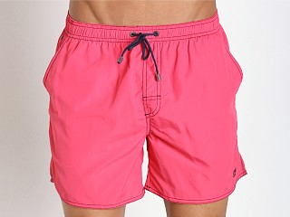 Hugo Boss Lobster Swim Shorts Bright Pink