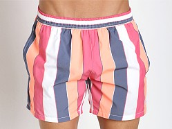 Hugo Boss Salmon Swim Shorts Magenta