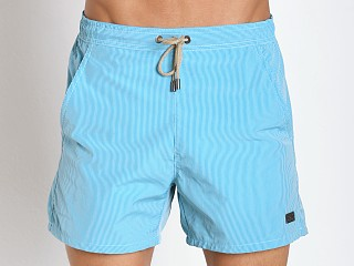 Hugo Boss Batfish Swim Shorts Turquoise