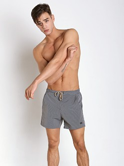 Hugo Boss Batfish Swim Shorts Dark Grey