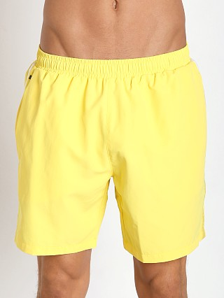 Hugo Boss Seabream Swim Shorts Yellow