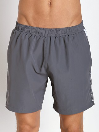 Hugo Boss Seabream Swim Shorts Dark Grey