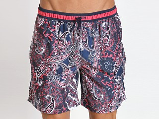 Hugo Boss Boxfish Swim Shorts Magenta