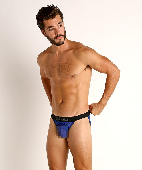 McKillop Glory Mesh Tanga Sports Brief Royal