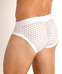 McKillop Glory Mesh Brief White, view 4