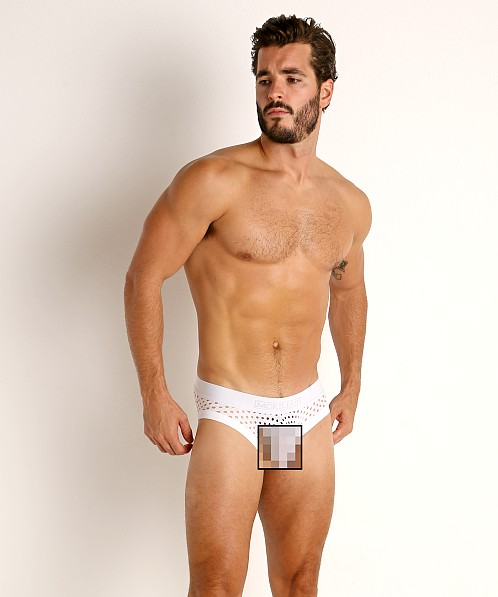 McKillop Glory Mesh Brief White