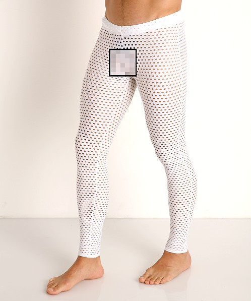 McKillop Glory Mesh Tights White