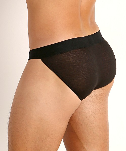 McKillop Modal Tanga Sports Brief Black