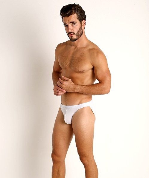 McKillop Modal Tanga Sports Brief White