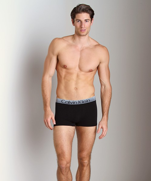 Calvin Klein Concept Cotton Trunk Black