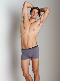 Calvin Klein Concept Cotton Trunk Eel Grey