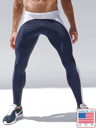 Rufskin Dagger Anatomic Sport Tights Navy/White
