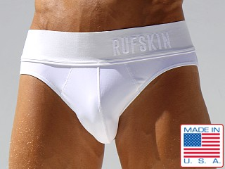 Rufskin Hunt Supreme Touch Briefs White