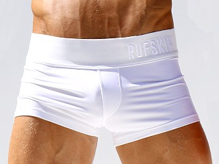 Rufskin Archer Supreme Touch Trunks White