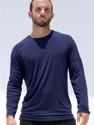 Complete the look: Rufskin Bhakti Stretch Jersey Long Sleeve Shirt Navy