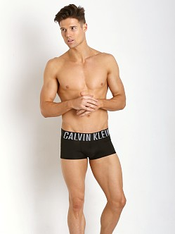 Calvin Klein Power Low Rise Trunk Black