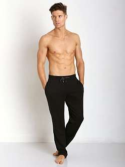 Calvin Klein Soft Lounge Pajama Pants Black