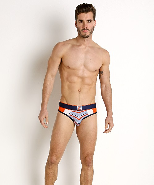 Timoteo Pacifica Brief Blue/Orange