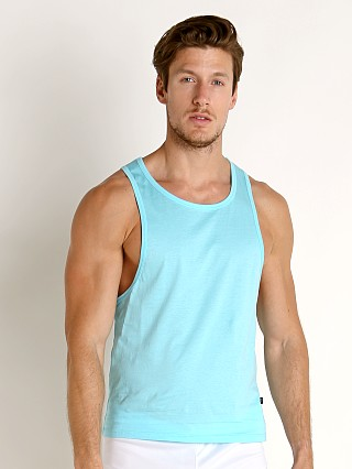Timoteo Boardwalk Tank Top Seafoam