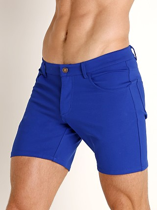 Timoteo Brooklyn Short Blue