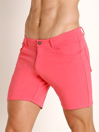 Timoteo Brooklyn Short Salmon