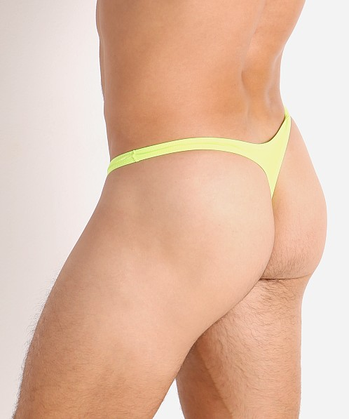Rick Majors Slinky Thong Lemon Lime