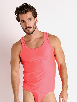 Complete the look: Rick Majors Slinky Classic Tank Top Watermelon
