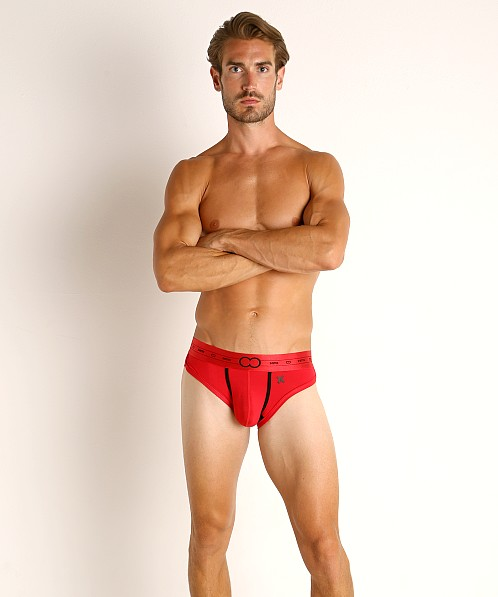 2EROS X-Series Brief Passion Red