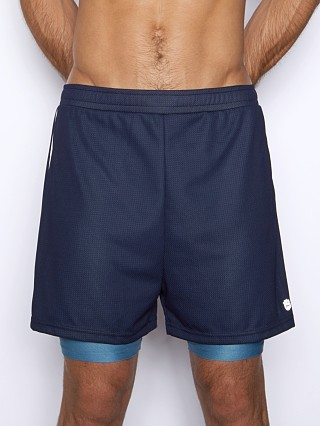 C-IN2 Grip Athletic Jump Short Michigan Navy