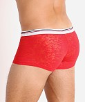 Rick Majors Burnout Trunk Red, view 4