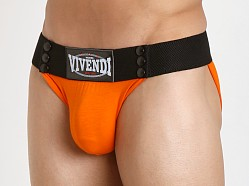 Modus Vivendi Customizable Sumo Thong Brief Orange