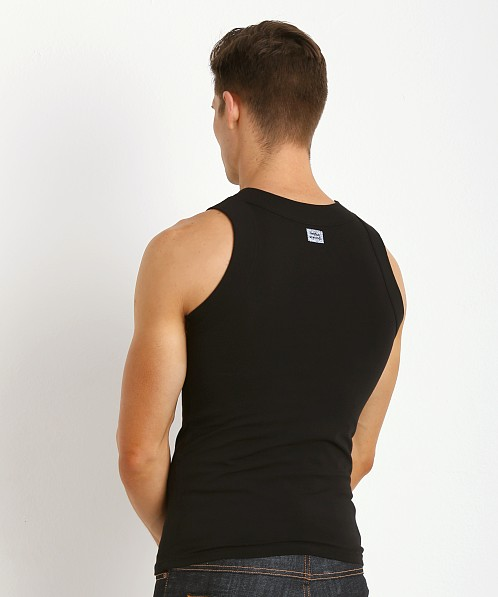 Modus Vivendi Pure Tank Top Black