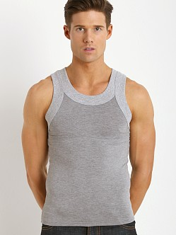Modus Vivendi Pure Tank Top Grey