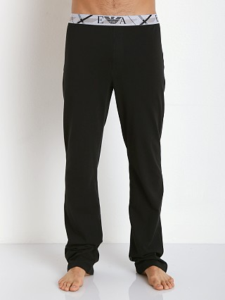 Emporio Armani Fancy Elastic Stretch Cotton Lounge Pants
