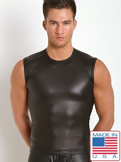 N2N Bodywear Black Collection Muscle Tee