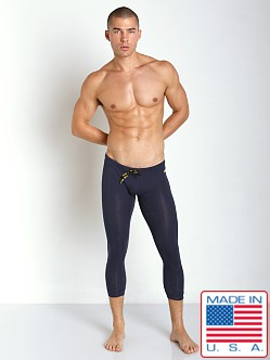 N2N Bodywear Cotton Sports Runner Navy