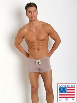 N2N Bodywear Lounge Short Iced Mocha
