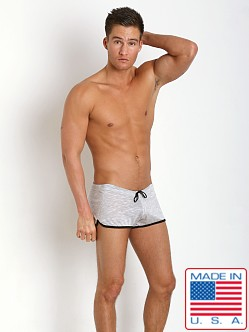 N2N Bodywear Sleep Short Short Grey