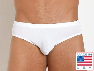 N2N Bodywear Dream Collection Lounge Brief White