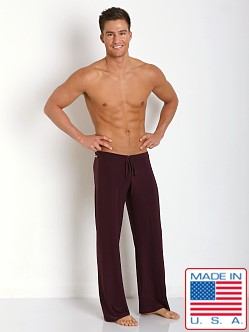 N2N Bodywear Dream Collection Lounge Pant Napa Grape