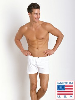 N2N Bodywear Campfire Thermal Boxer Natural