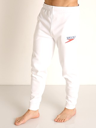 Complete the look: Speedo Vintage Logo Jogger Pant White