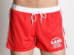 LASC Swim Dept. Boxers Red