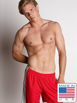 LASC Arena Gym Shorts Red