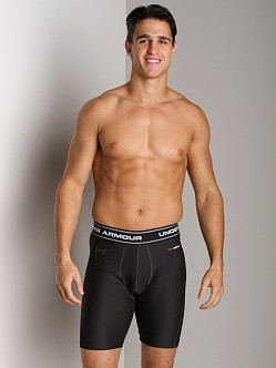 Under Armour Heatgear Fitted Short Black