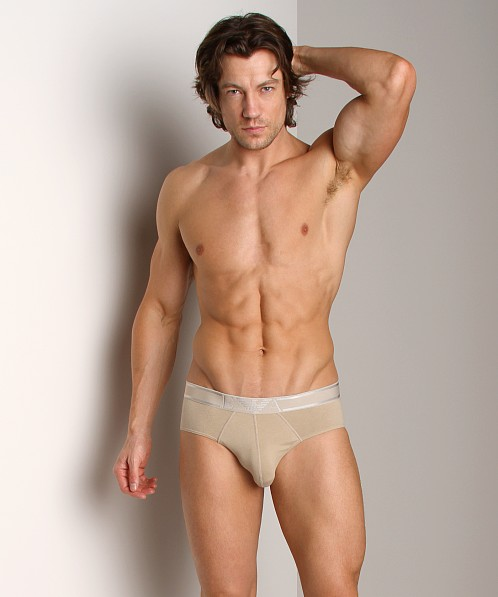 Emporio Armani Soft Cotton Brief Skin
