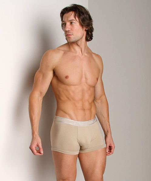 Emporio Armani Soft Cotton Trunk Skin